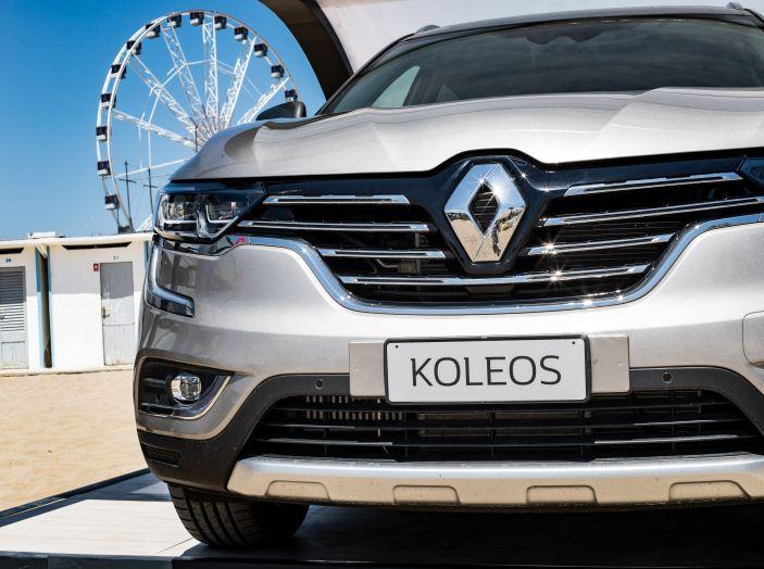 Nuovo Renault Koleos protagonista del Renault Vertical Summer Tour 2017 - Foto 18 di 28