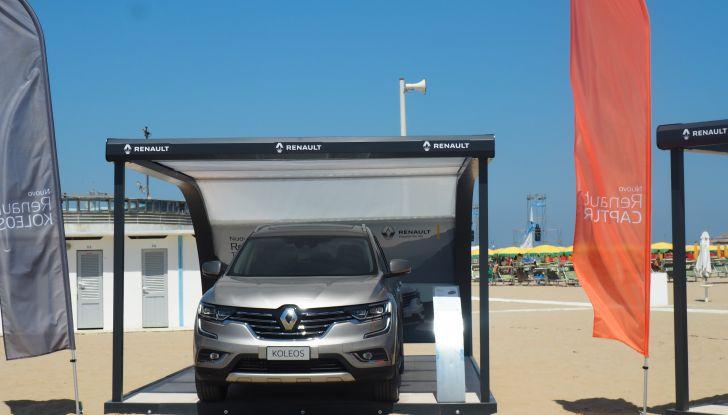 Nuovo Renault Koleos protagonista del Renault Vertical Summer Tour 2017 - Foto 12 di 28