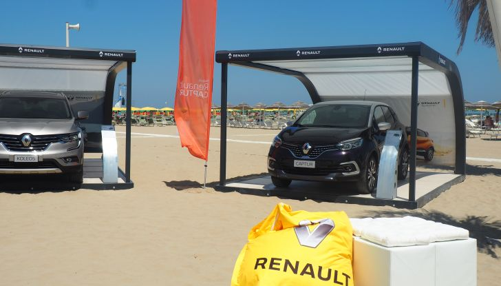 Nuovo Renault Koleos protagonista del Renault Vertical Summer Tour 2017 - Foto 3 di 28