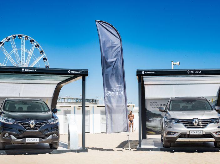 Nuovo Renault Koleos protagonista del Renault Vertical Summer Tour 2017 - Foto 2 di 28
