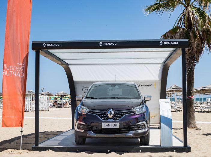 Nuovo Renault Koleos protagonista del Renault Vertical Summer Tour 2017 - Foto 9 di 28