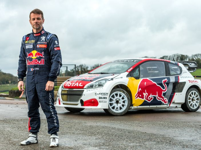 Un week end di gara del Rallycross vissuto con Loeb - Foto 1 di 1