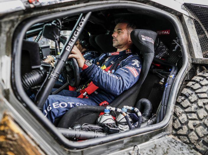 La Peugeot 3008DKR Maxi vince per la terza volta su 4 tappe al Silk Way Rally - Foto 5 di 5