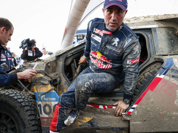 Silk Way Rally – i commenti a caldo dei protagonisti Peugeot - Foto 2 di 2