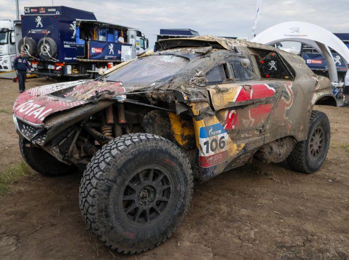 La Peugeot 3008DKR Maxi vince per la terza volta su 4 tappe al Silk Way Rally - Foto 3 di 5
