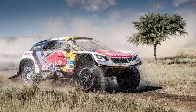 Doppio podio per il Team Peugeot Total al Silk Way Rally