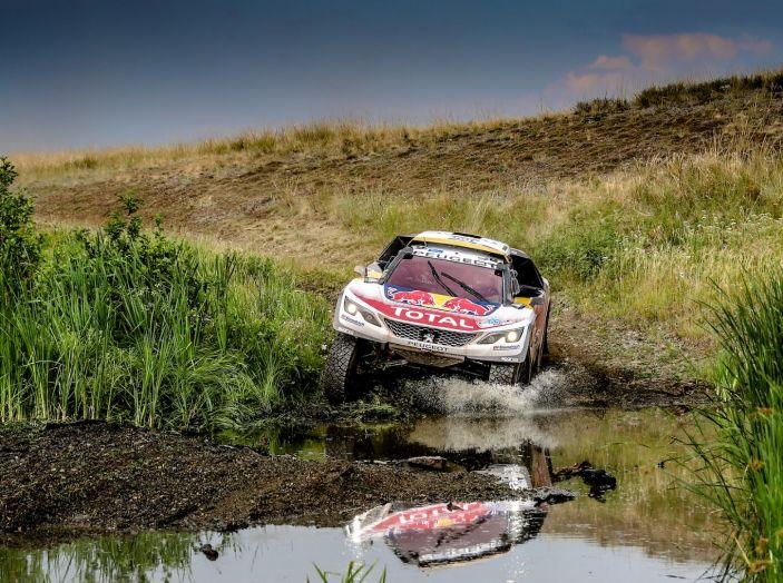 Peugeot 3008DKR ancora in testa al Silk Way Rally - Foto 4 di 5