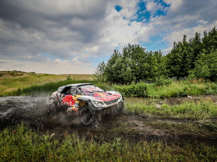 Peugeot 3008DKR ancora in testa al Silk Way Rally - Foto 5 di 5