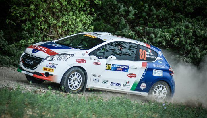 Rally di San Marino – Peugeot in lotta per salire sul podio - Foto 3 di 4