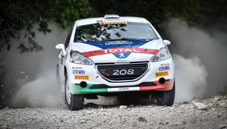 """Pollara (Peugeot 208R2 Peugeot Italia): """"Siamo all'attacco"""" - Foto 2 di 2"""