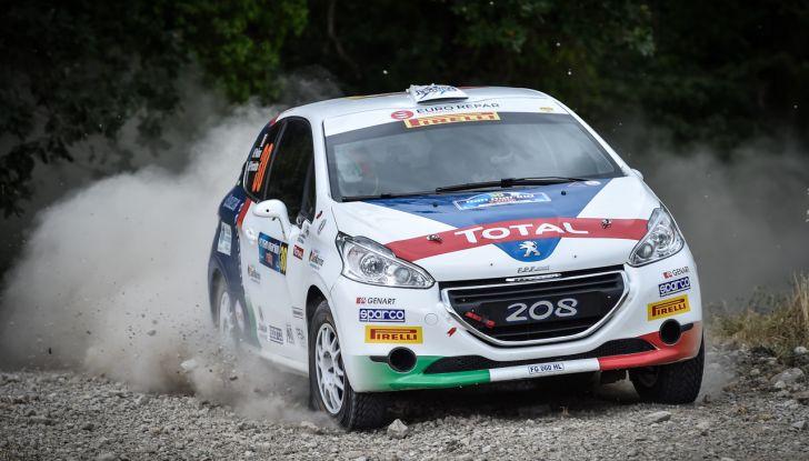 Rally di San Marino – Peugeot in lotta per salire sul podio - Foto 4 di 4