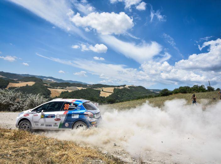 Rally di San Marino, Peugeot recupera e sale sul podio - Foto 4 di 5