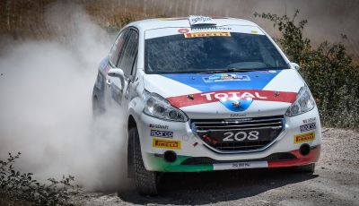 Rally di San Marino – Video della Tappa 1 Peugeot