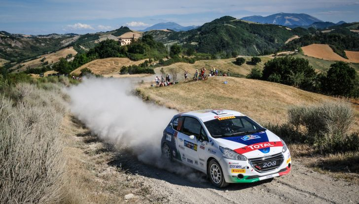 Rally di San Marino, Peugeot recupera e sale sul podio - Foto 5 di 5