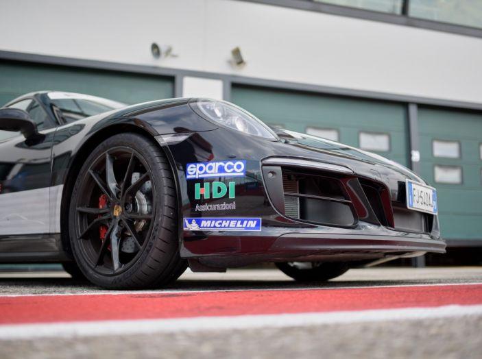 Porsche e Michelin a Misano, il test: binomio vincente! - Foto 24 di 41