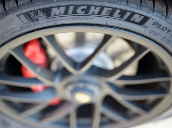 Porsche e Michelin a Misano, il test: binomio vincente! - Foto 35 di 41
