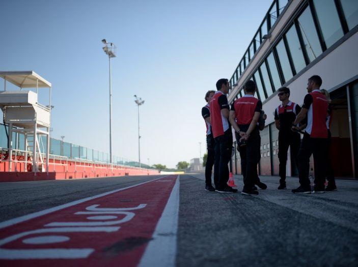 Porsche e Michelin a Misano, il test: binomio vincente! - Foto 36 di 41
