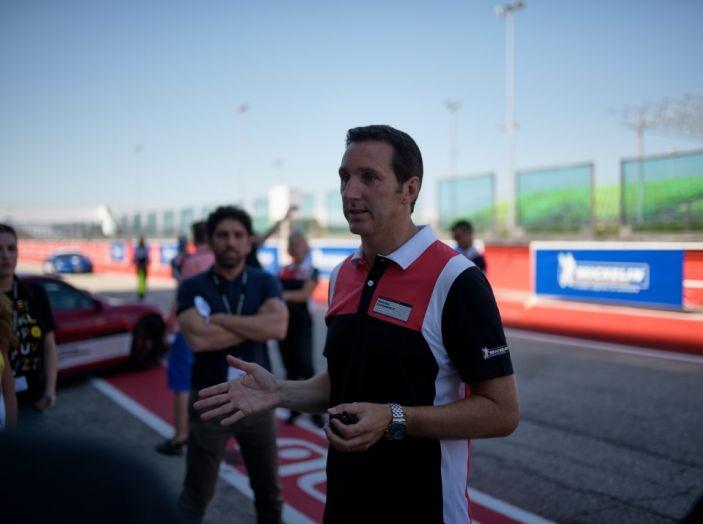 Porsche e Michelin a Misano, il test: binomio vincente! - Foto 40 di 41