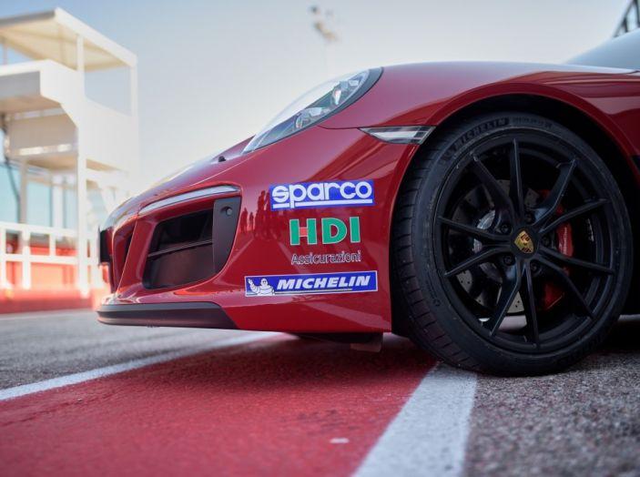 Porsche e Michelin a Misano, il test: binomio vincente! - Foto 41 di 41