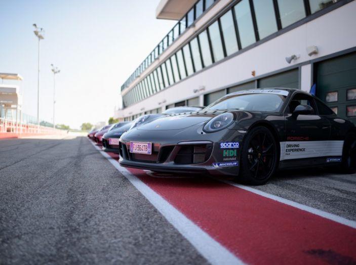 Porsche e Michelin a Misano, il test: binomio vincente! - Foto 2 di 41