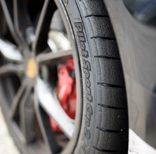 Porsche e Michelin a Misano, il test: binomio vincente! - Foto 25 di 41