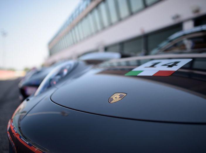 Porsche e Michelin a Misano, il test: binomio vincente! - Foto 3 di 41