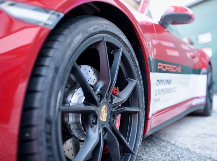 Porsche e Michelin a Misano, il test: binomio vincente! - Foto 4 di 41