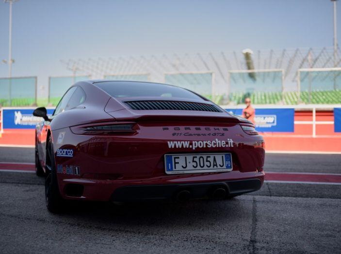 Porsche e Michelin a Misano, il test: binomio vincente! - Foto 5 di 41