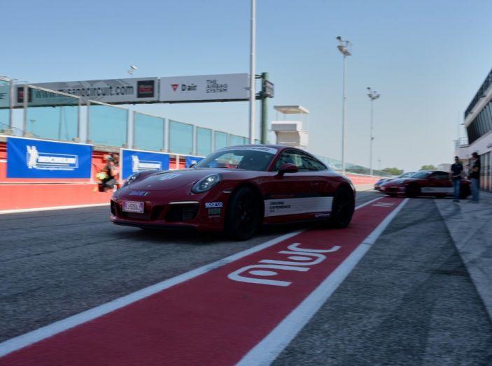 Porsche e Michelin a Misano, il test: binomio vincente! - Foto 6 di 41