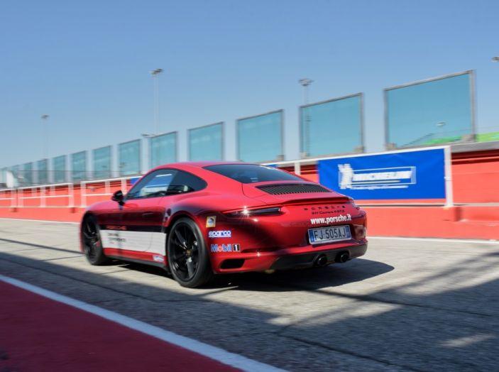 Porsche e Michelin a Misano, il test: binomio vincente! - Foto 7 di 41