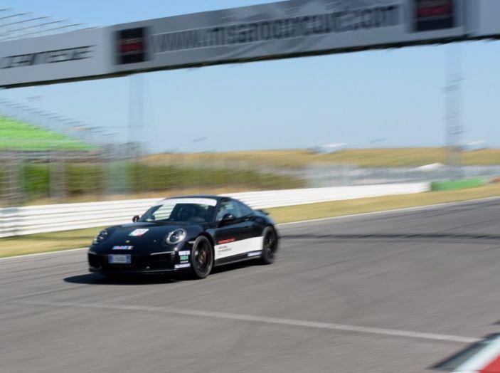 Porsche e Michelin a Misano, il test: binomio vincente! - Foto 8 di 41