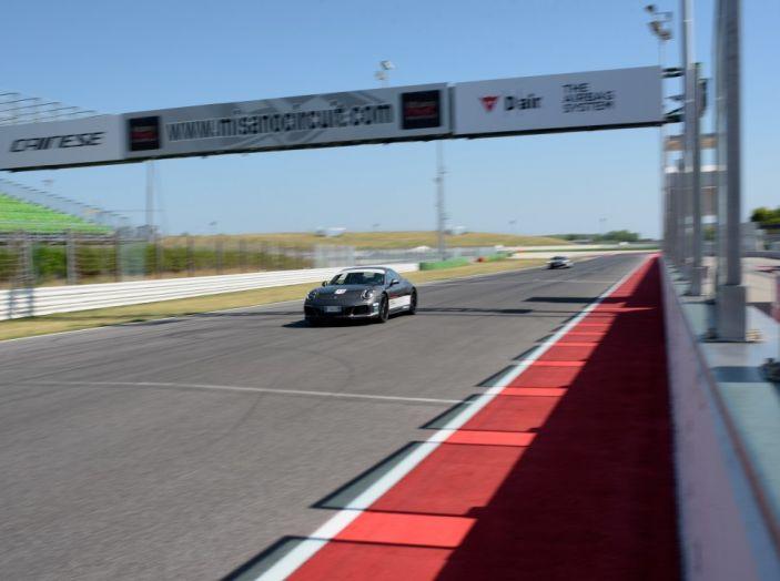 Porsche e Michelin a Misano, il test: binomio vincente! - Foto 9 di 41