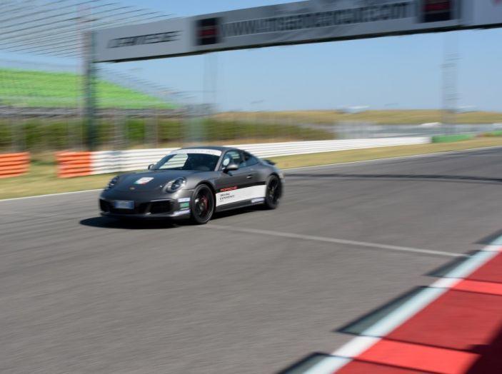 Porsche e Michelin a Misano, il test: binomio vincente! - Foto 10 di 41