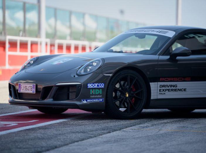 Porsche e Michelin a Misano, il test: binomio vincente! - Foto 13 di 41