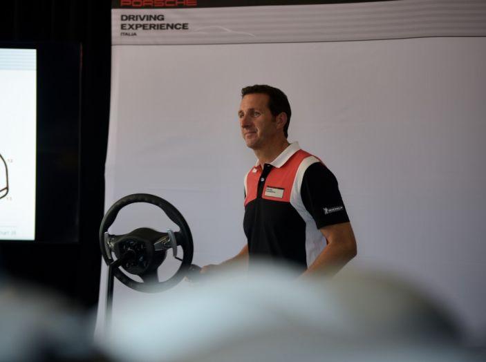 Porsche e Michelin a Misano, il test: binomio vincente! - Foto 15 di 41