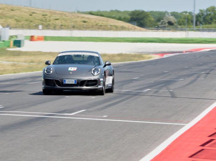 Porsche e Michelin a Misano, il test: binomio vincente! - Foto 16 di 41