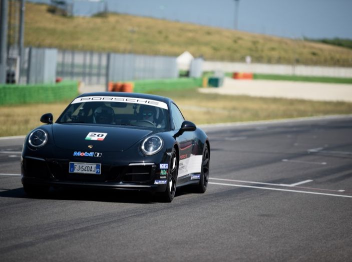 Porsche e Michelin a Misano, il test: binomio vincente! - Foto 17 di 41