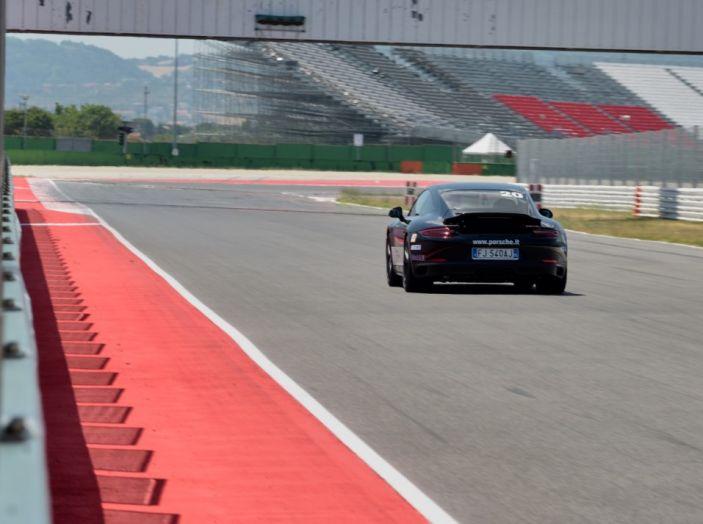 Porsche e Michelin a Misano, il test: binomio vincente! - Foto 19 di 41