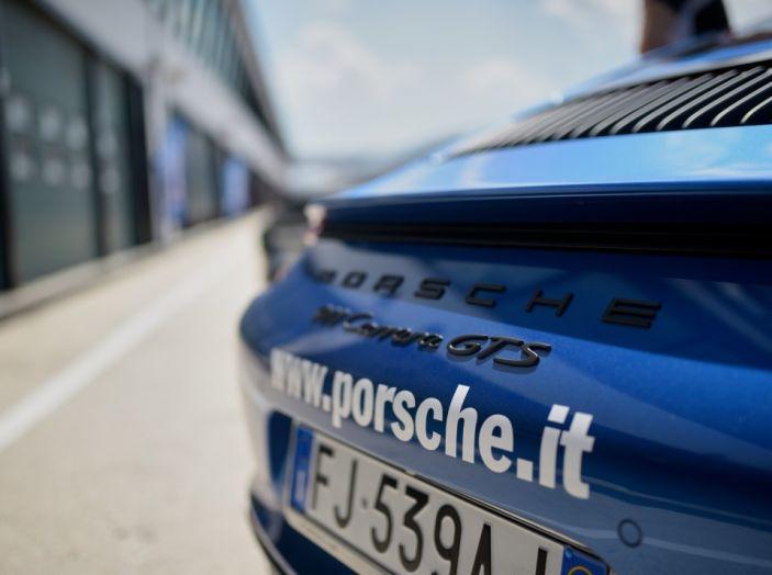 Porsche e Michelin a Misano, il test: binomio vincente! - Foto 20 di 41