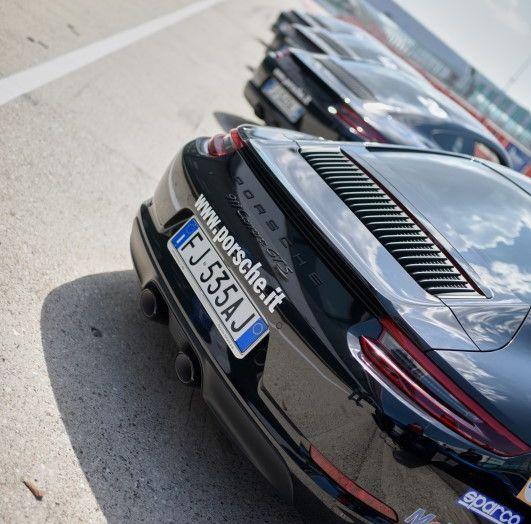 Porsche e Michelin a Misano, il test: binomio vincente! - Foto 21 di 41