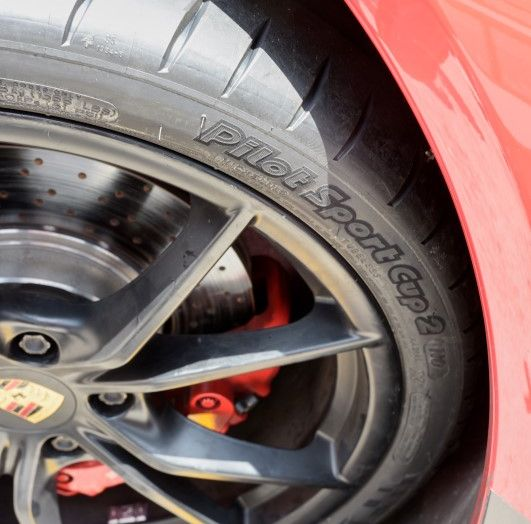 Porsche e Michelin a Misano, il test: binomio vincente! - Foto 22 di 41