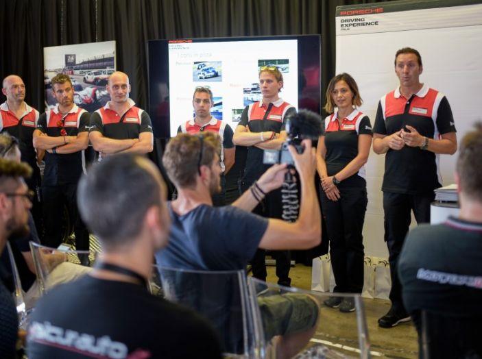 Porsche e Michelin a Misano, il test: binomio vincente! - Foto 27 di 41