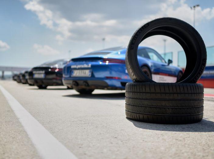 Porsche e Michelin a Misano, il test: binomio vincente! - Foto 1 di 41