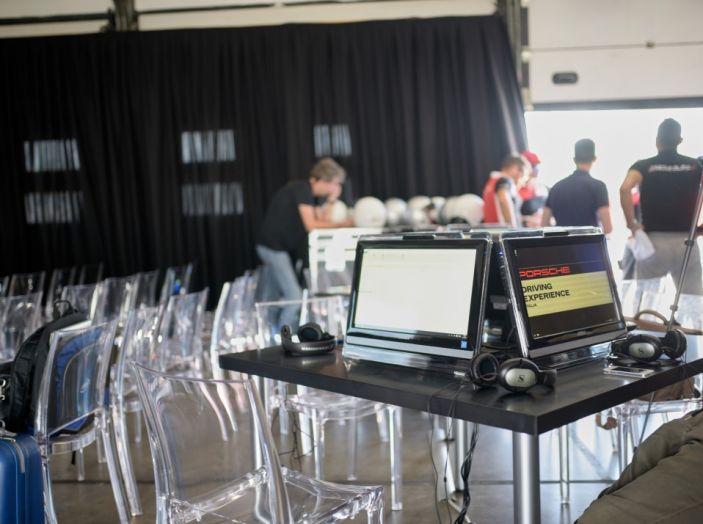 Porsche e Michelin a Misano, il test: binomio vincente! - Foto 23 di 41