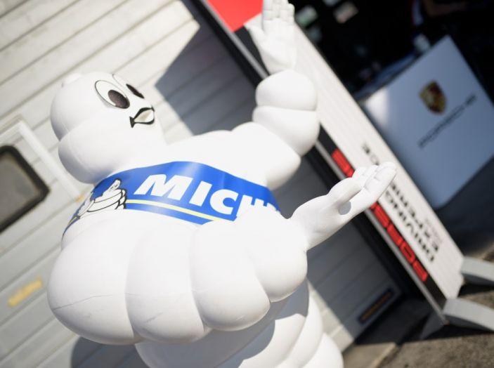 Porsche e Michelin a Misano, il test: binomio vincente! - Foto 28 di 41