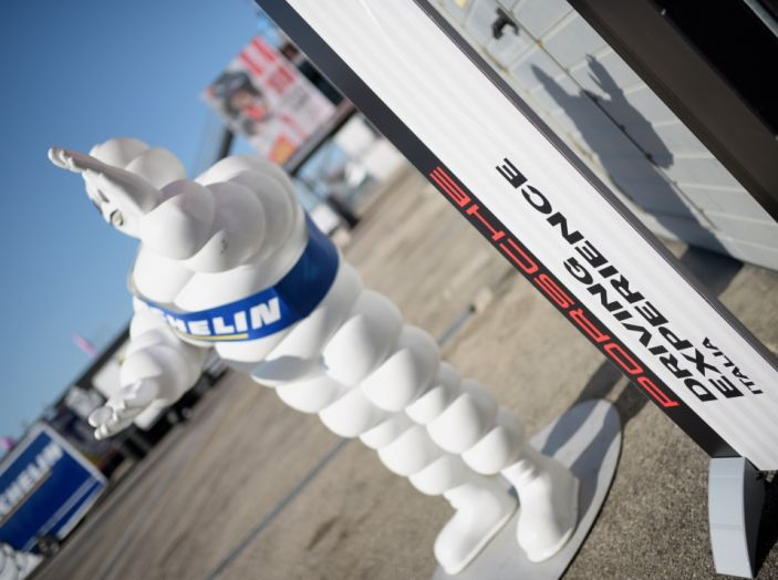 Porsche e Michelin a Misano, il test: binomio vincente! - Foto 31 di 41