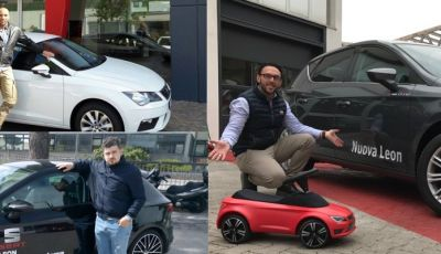 Ecco i nomi dei vincitori del nostro concorso Provala Tu con nuova SEAT Leon