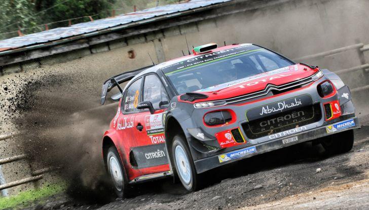WRC Polonia – Giorno 2: tra i tempi migliori i 3 piloti delle Citroën C3 WRC - Foto 2 di 3
