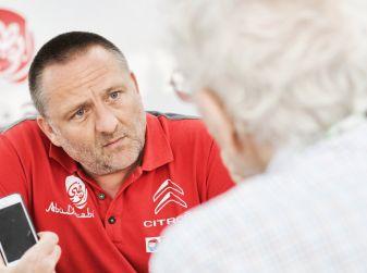WRC Finlandia: le dichiarazioni a fine gara del team Citroën