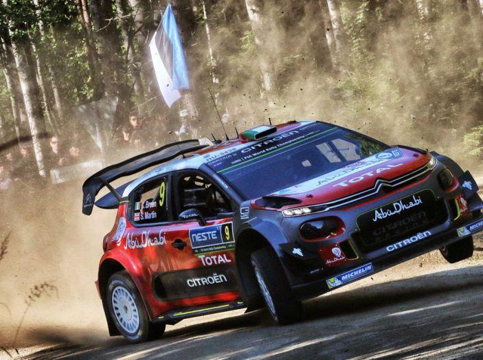 WRC Finlandia: il verdetto finale - Foto 1 di 3